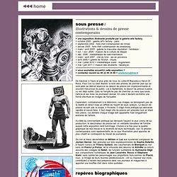 > art's factory > exposition itinérante > sous presse > illustrations & dessins de presse contemporains