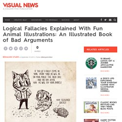 Logical Fallacies Explained With Fun Animal Illustrations: An Illustrated Book of Bad Arguments