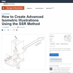 How to Create Advanced Isometric Illustrations Using the SSR Method