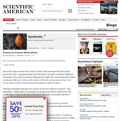Symbiartic, Scientific American Blog Network