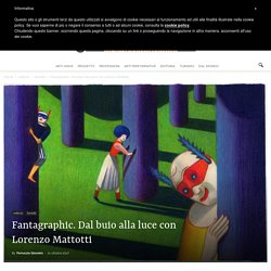 Il libro illustrato di Lorenzo Mattotti