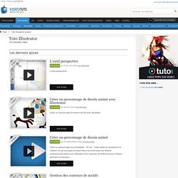 tutos video pour apprendre Illustrator