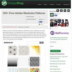225+ Free Adobe Illustrator Patterns