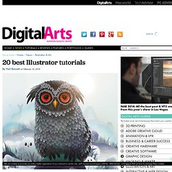 20 best Illustrator tutorials