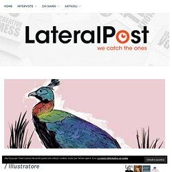 Intervista a Angelo Montanari / Illustratore – LateralPost