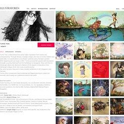 Die Illustratoren - Portfolio - Turine Tran