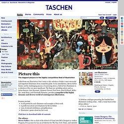 100 Illustrators. TASCHEN Books (Jumbo, TASCHEN 25 Edition)