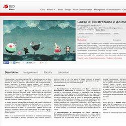 Corso di Illustrazione a Milano - IED, Istituto Europeo di Design
