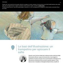 Le basi dell'illustrazione: un trampolino per spiccare il salto - Fondazione Zavrel