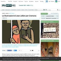 Le illustrazioni di Jean Jullien per Cremona