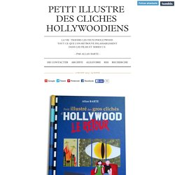 Petit illustre des cliches hollywoodiens
