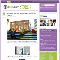 le blog de la déco et du design