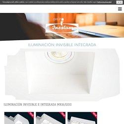 Iluminación Invisible-Escayola - Ineslam Iluminación Barcelona