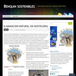 ILUMINACIÓN NATURAL EN HOSTELERIA