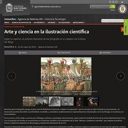 Arte y ciencia en la ilustración científica-UNIMEDIOS: Universidad Nacional de Colombia