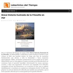 Breve historia ilustrada de la Filosofía en PDF - Laberintos del Tiempo
