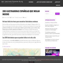 285 ilustradoras españolas que molan mucho