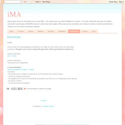 iMA: Downloads