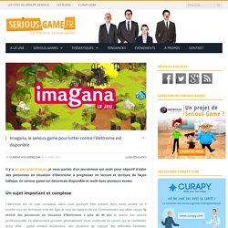 Imagana, le serious game pour lutter contre l'illettrisme