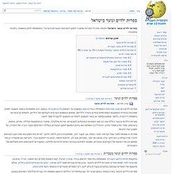 ספרות ילדים ונוער בישראל – ויקיפדיה