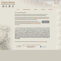 www.clavisinica.com/SS/Top300.html
