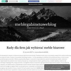 meblegabinetoweblog.blog
