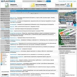 Глоссарий – словарь полимерных терминов и сокращений