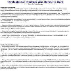 StrategiesForNonMotivated