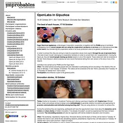 OpenLabs in Gipuzkoa