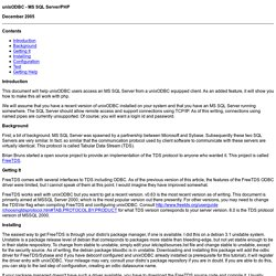 www.unixodbc.org/doc/FreeTDS.html