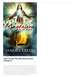 How To Get The Best Book Cover Designs?