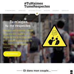 #TuMaimesTumeRespectes
