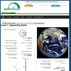 Earth Dashboard