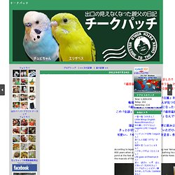 湯田温泉のマスコット「ゆう太」と「ゆう子」のペーパークラフト:チークパッチ