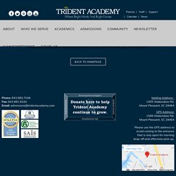 Trident Academy - Archives