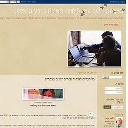 כל הכלים לאיתור ספרים ישנים בעברית