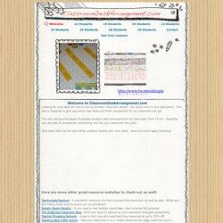ClassroomDeskArrangement.com