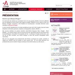 RUB. SITE + LETTRE + RSS ADAGP : Banque d'images