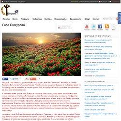 Гора Божурова - Весник