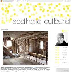 aestheticoutburst.blogspot.co.nz