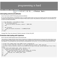 Programming is Hard