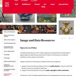 MoMA Public Domain Images