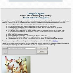 Image Mapper from ISDN*tek