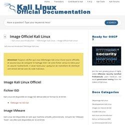 Kali Linux Ex : BackTrack