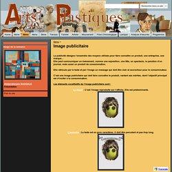 Image publicitaire - Arts Plastiques