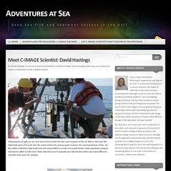 Meet C-IMAGE Scientist: David Hastings