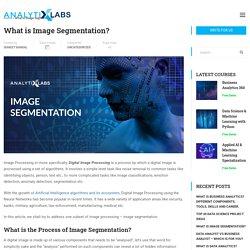 What is Image Segmentation or Segmentation in Image Processing?
