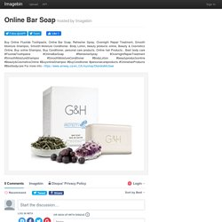 Online Bar Soap