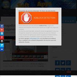 ImageBot: excelente editor de imágenes online y gratuito