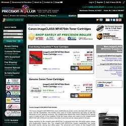 Canon imageCLASS MF4570dn Toner Cartridges